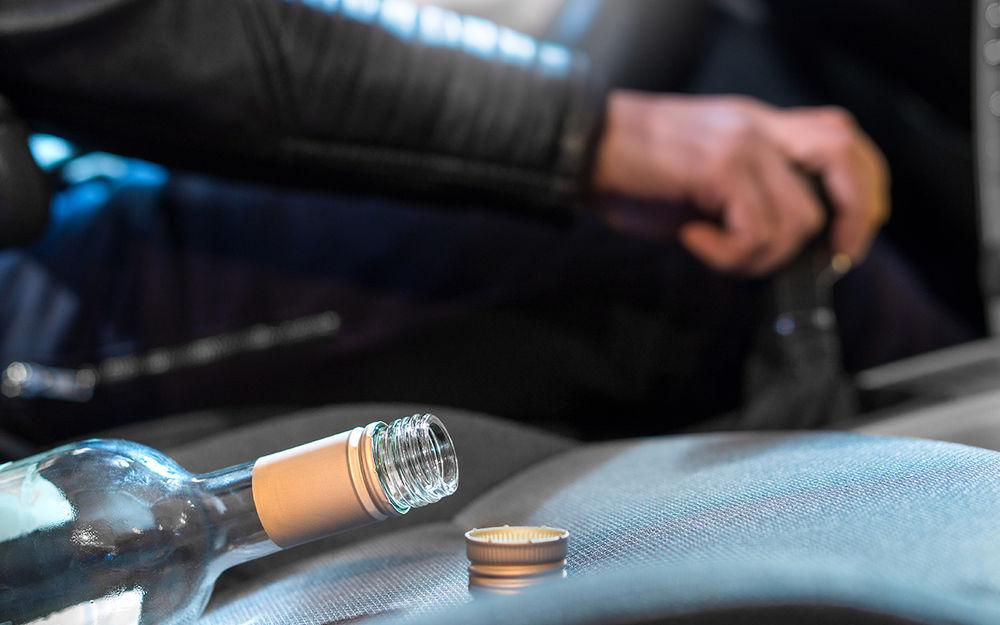 Пьяный за рулем: в Запорожье суд оштрафовал водителя на 20 тысяч гривен