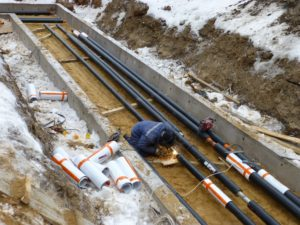 Из бюджета Запорожья выделят 10 миллионов гривен на замену инженерных сетей