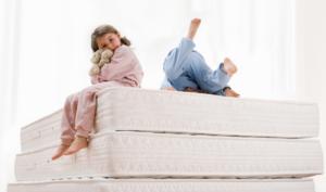 Советы любящим родителям: как правильно выбрать матрас для ребёнка