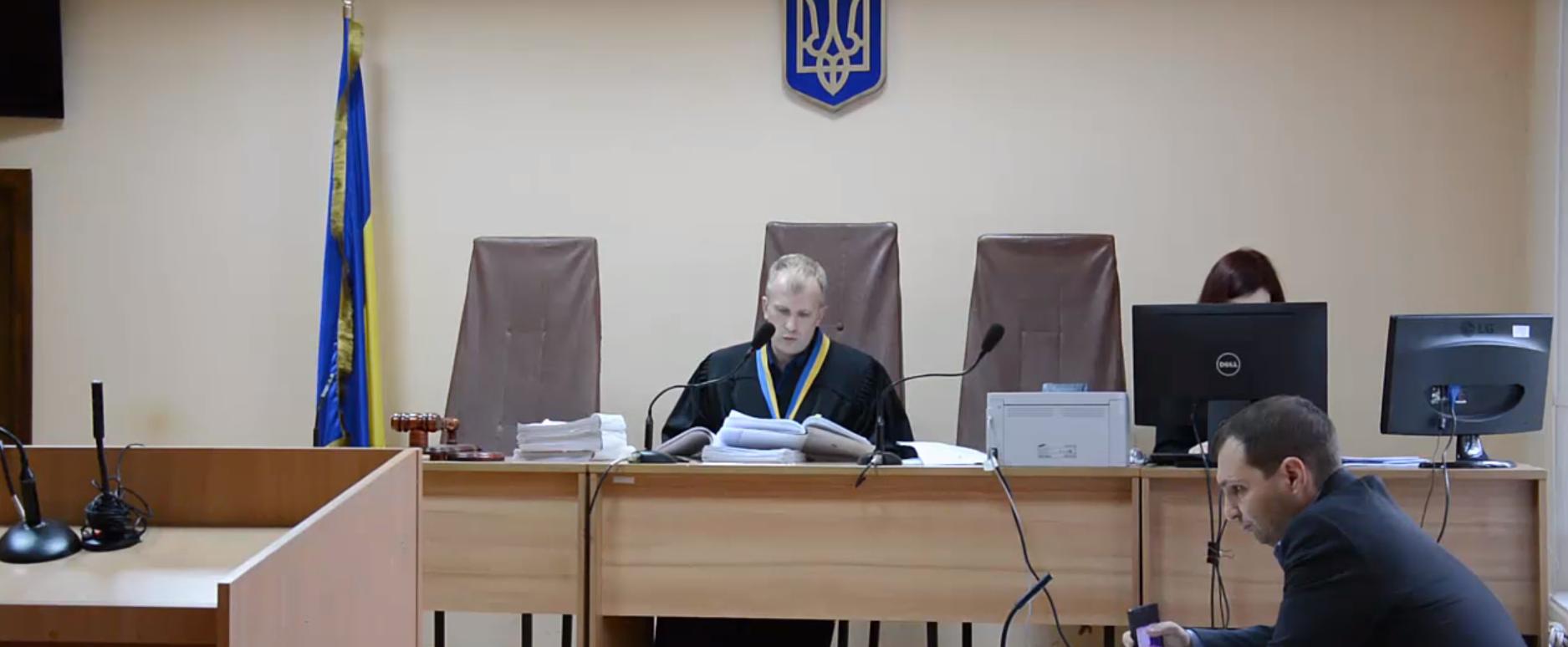 Запорожский суд закончил подготовительное заседание по делу судьи-взяточника
