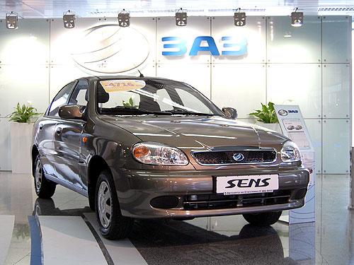 Запорожское предприятие ушло с украинского рынка легковых автомобилей