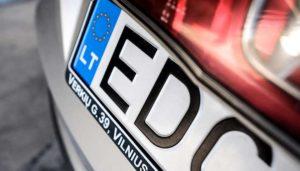 В Запорожье подходит к концу льготный период растаможки автомобилей на еврономерах