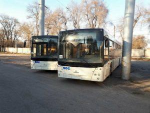 В Запорожье могут открыть новый автобусный маршрут к областной больнице