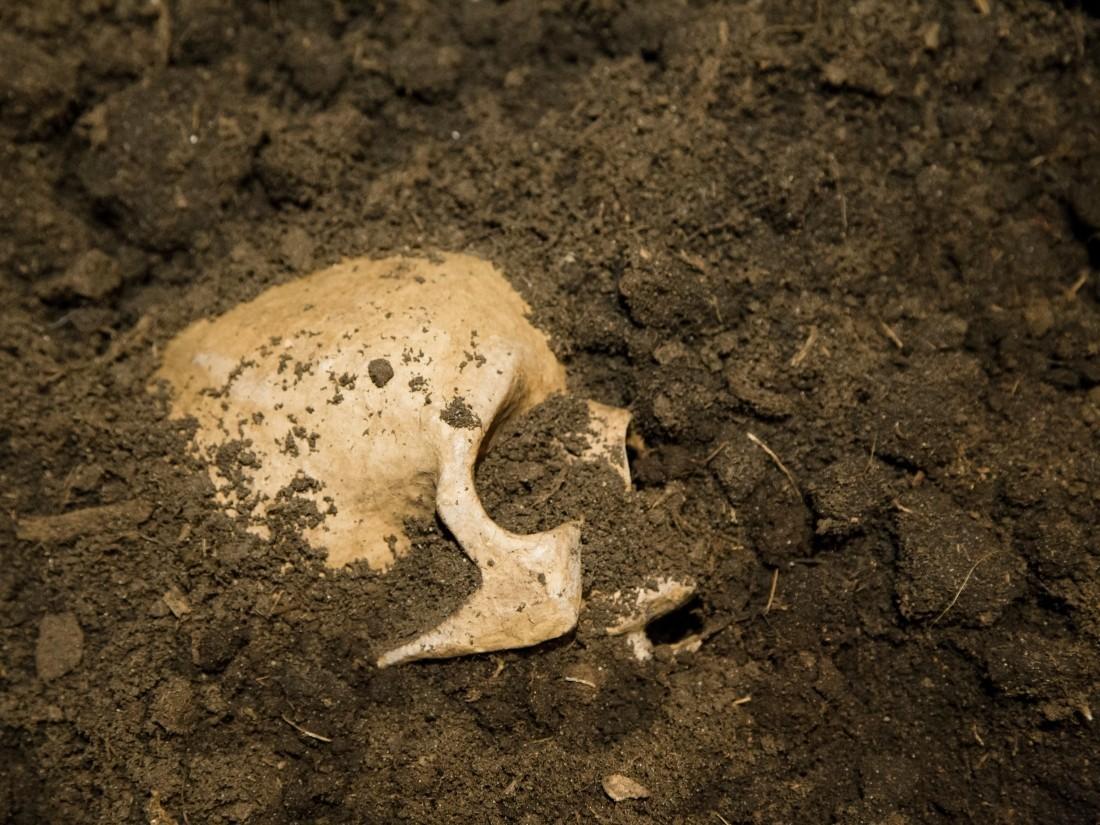 Археологи обнаружили на острове Сицилия могилу мужчины, которого предки окрестили «вампиром»