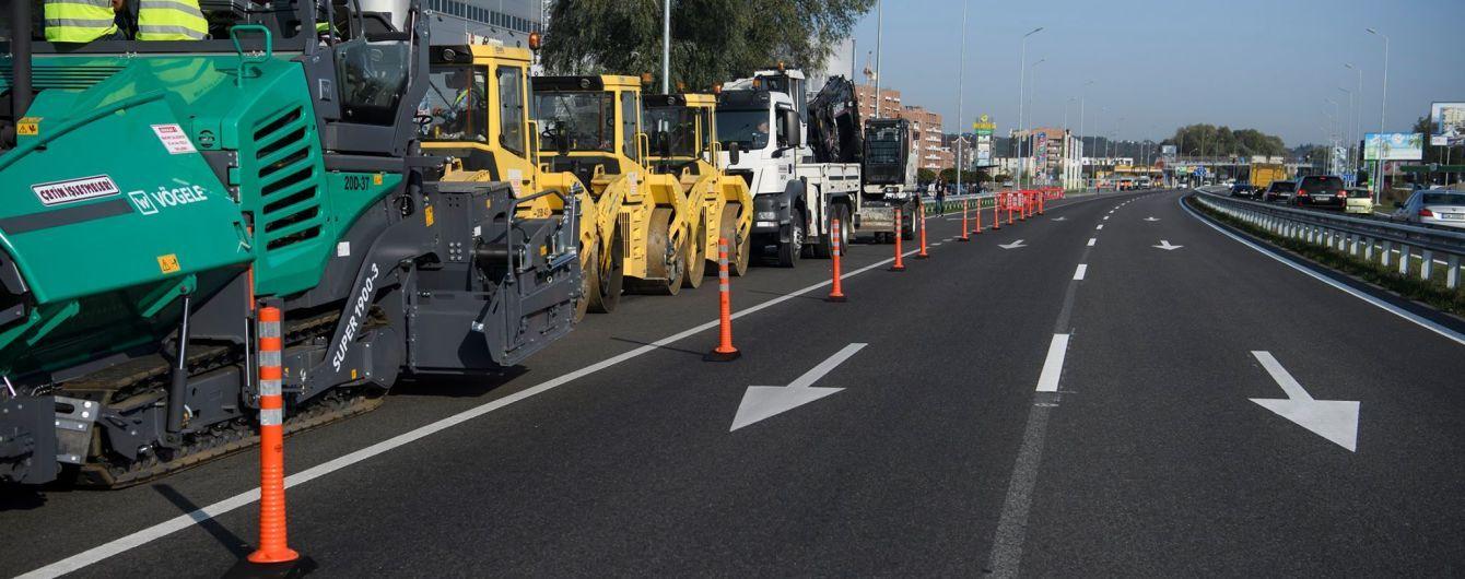 В Запорожской области в 2019 году сократили финансирование ремонта дорог