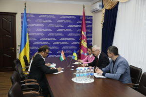 Индия заинтересована в поставке бобовых и других агрокультур из Запорожской области