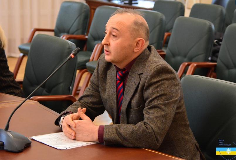 Судью из Запорожья отстранили от правосудия в связи с дисциплинарной жалобой