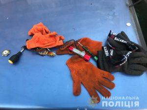 В Запорожье задержали «на горячем» квартирных воров
