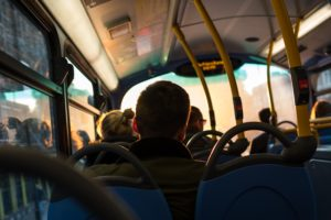 В Запорожье патрульные оштрафовали водителя маршрутки, после поста в социальной сети - ВИДЕО