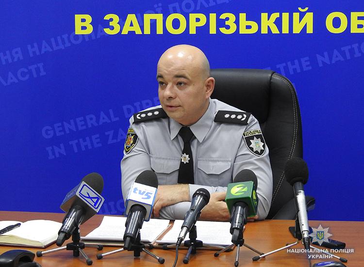 В Запорожье после прокурорской огласки, начальник областного управления наркопреступности подал на увольнение