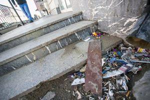 В Запорожье инспекция по благоустройству проводит рейды по уборке коммерсантами прилегающих территорий