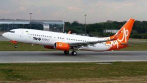 SkyUp запускает новые регулярные рейсы из Запорожья в Барселону