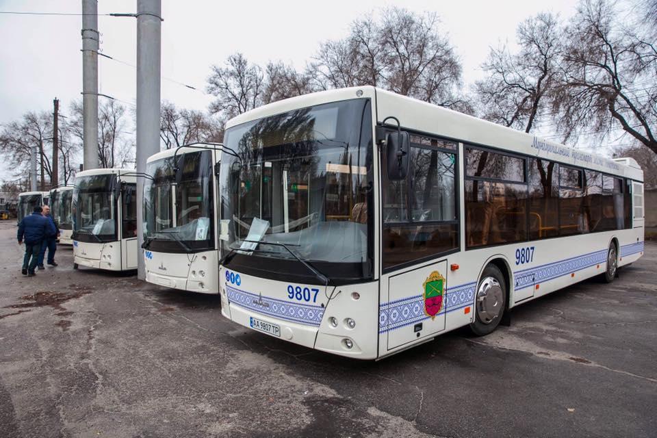 В Запорожье заработал новый автобусный маршрут, соединяющий Кичкас и Южный микрорайон