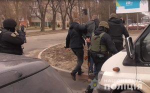 В Запорожской области задержали двух торговцев метамфетамином - ФОТО, ВИДЕО