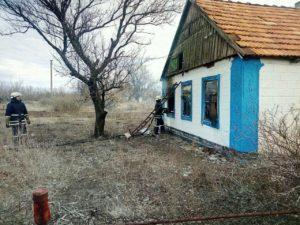 В Запорожской области произошло два смертельных пожара - ФОТО