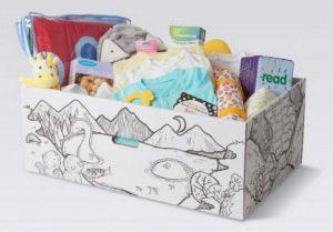 Запорожские семьи уже получили почти 5,5 тысячи «пакетов малыша»