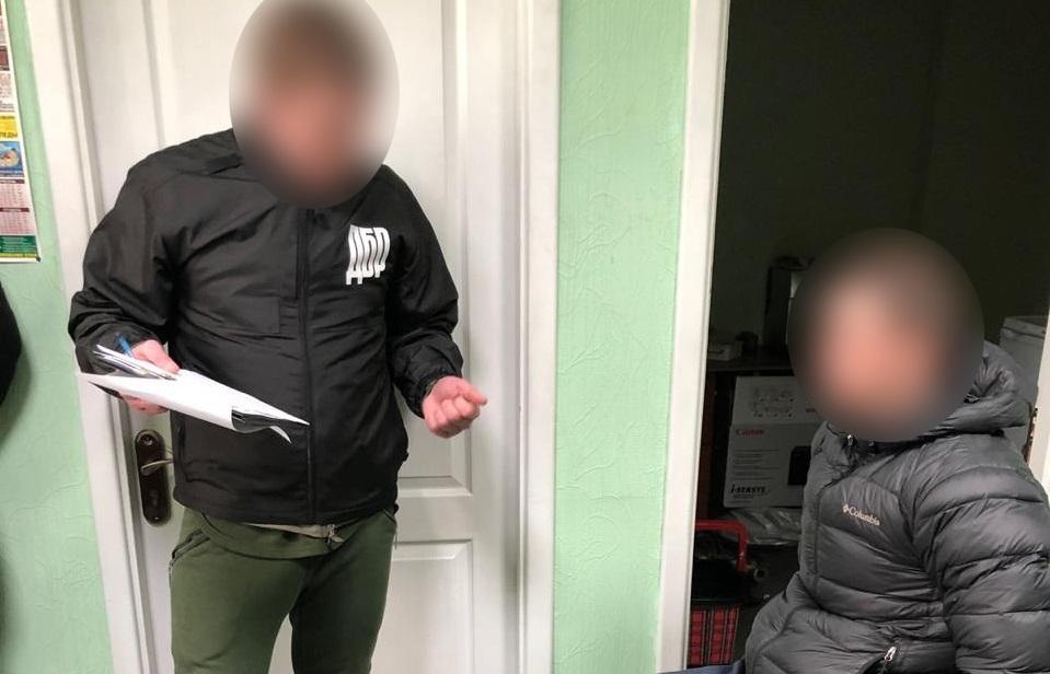 В Запорожской области сотрудника ГСЧС задержали на взятке в 280 тысяч гривен - ФОТО