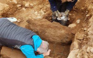 В Англии археологи обнаружили уникальный нож бронзового века - ФОТО