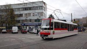 В Запорожье временно закроют один из трамвайных маршрутов