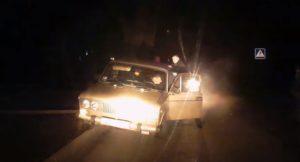 Житель Запорожья угнал автомобиль, потому что хотел в тюрьму - ВИДЕО