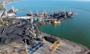 Детективы НАБУ проводят обыски в Бердянском торговом порту