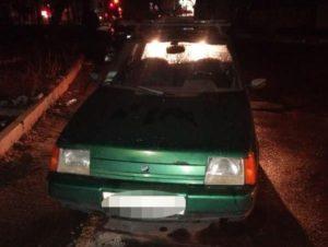 Жительница Запорожья помогла патрульным задержать автоугонщика - ФОТО
