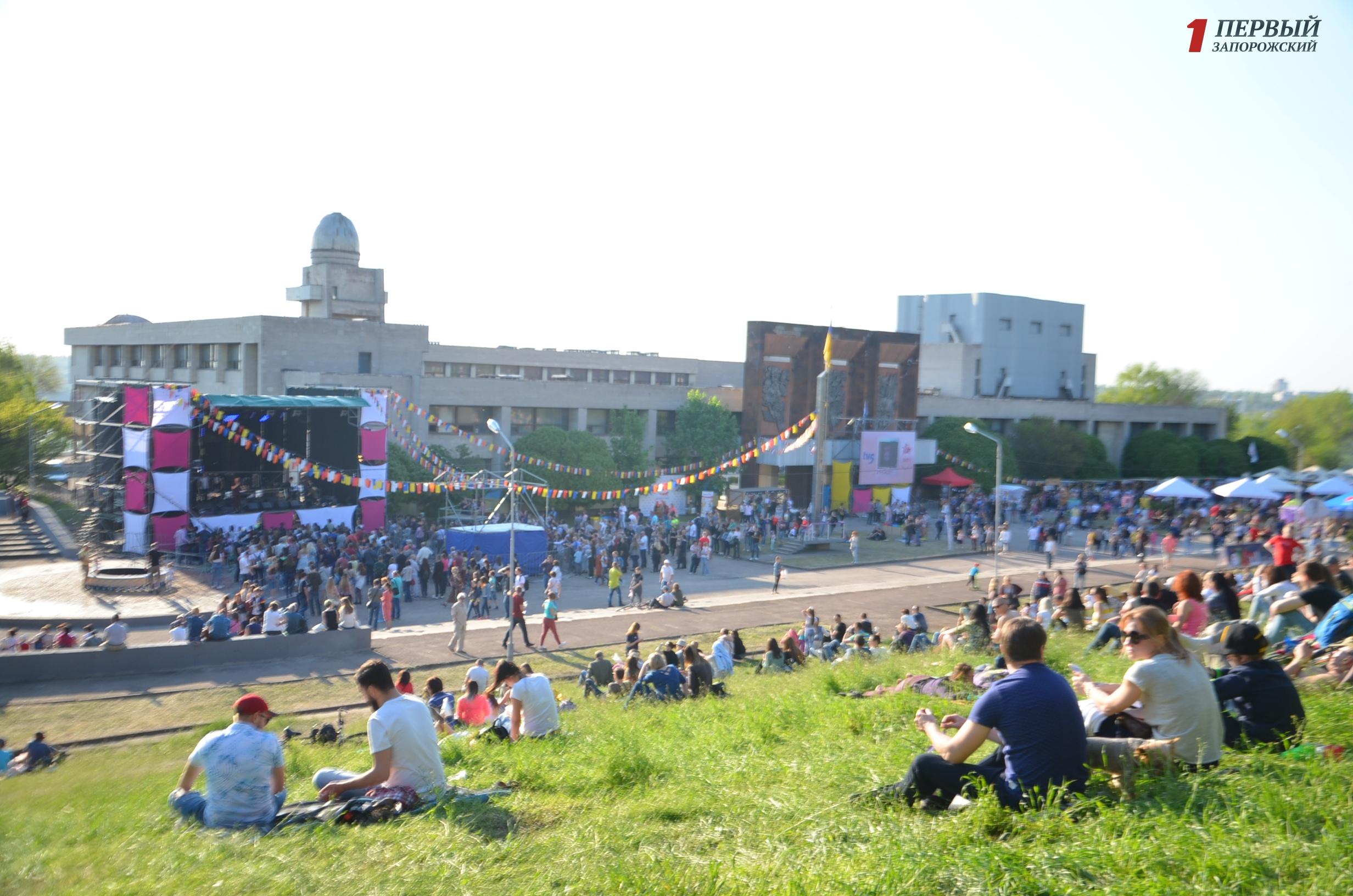 Стала известна дата проведения в Запорожье второго джазового фестиваля под открытым небом