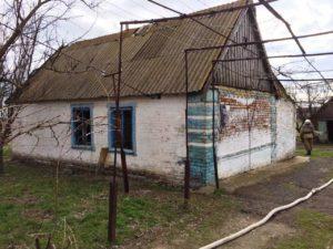 В Запорожской области при пожаре в частном доме погиб мужчина - ФОТО