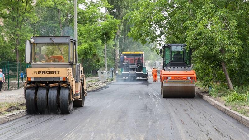 На ремонт дорог в Запорожье потратят 190 миллионов гривен: работы начнутся в мае