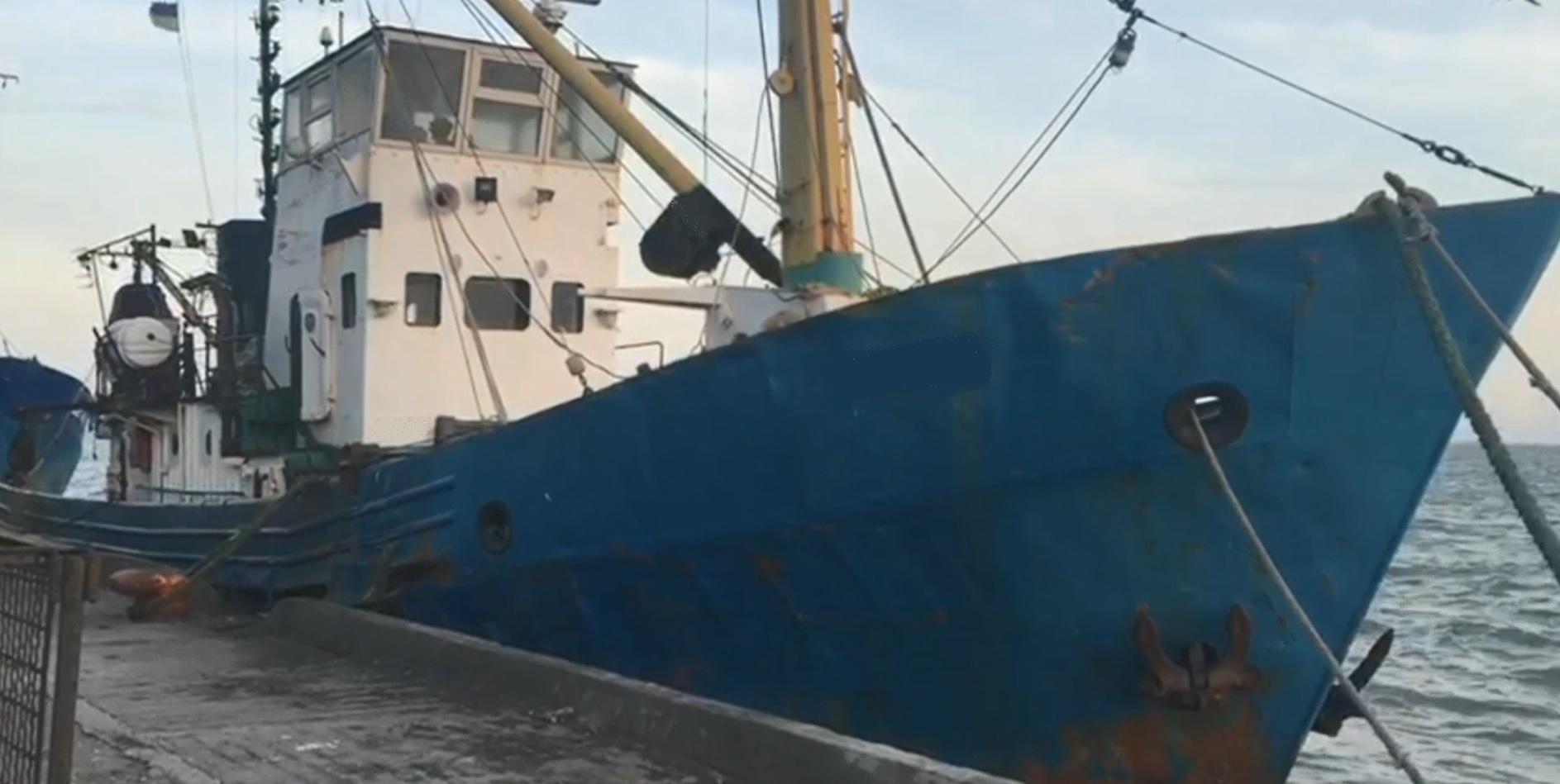 В Азовском море незаконно выловили 3,5 тонны рыбы - ФОТО, ВИДЕО
