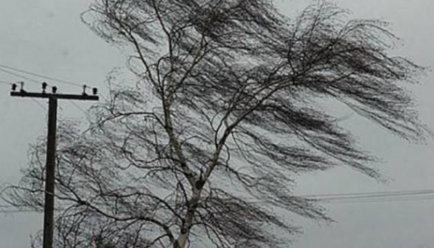 Запорожцев предупреждают об ухудшении погоды: гроза и шквальный ветер