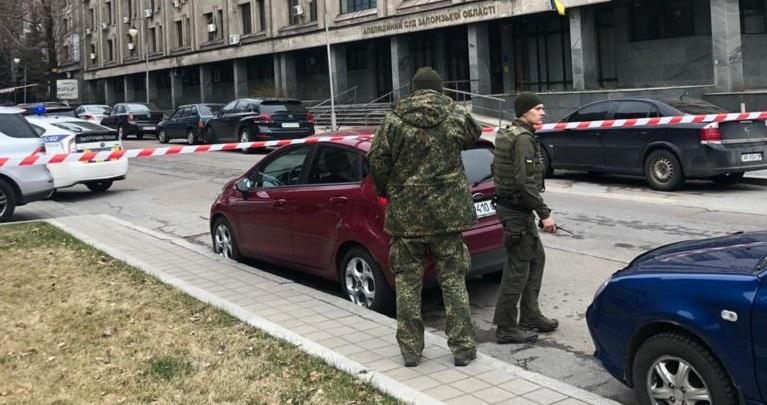 Ложная тревога: полиция не нашла взрывчатку в Апелляционном суде
