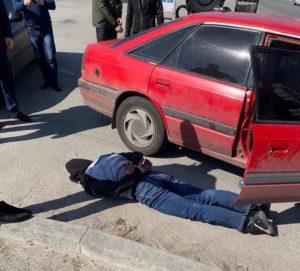 В Запорожье задержали торговцев оружием и боеприпасами из зоны проведения ООС - ФОТО