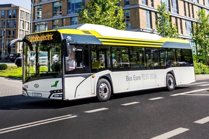 В этом году Запорожье может получить деньги на покупку электробусов от Европейского банка
