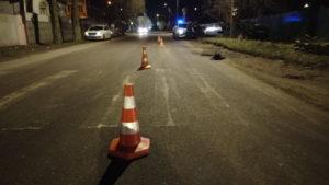 По факту смертельного ДТП в Запорожской области возбудили уголовное дело