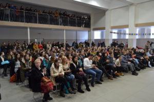 В Запорожье актеры молодежного фильма