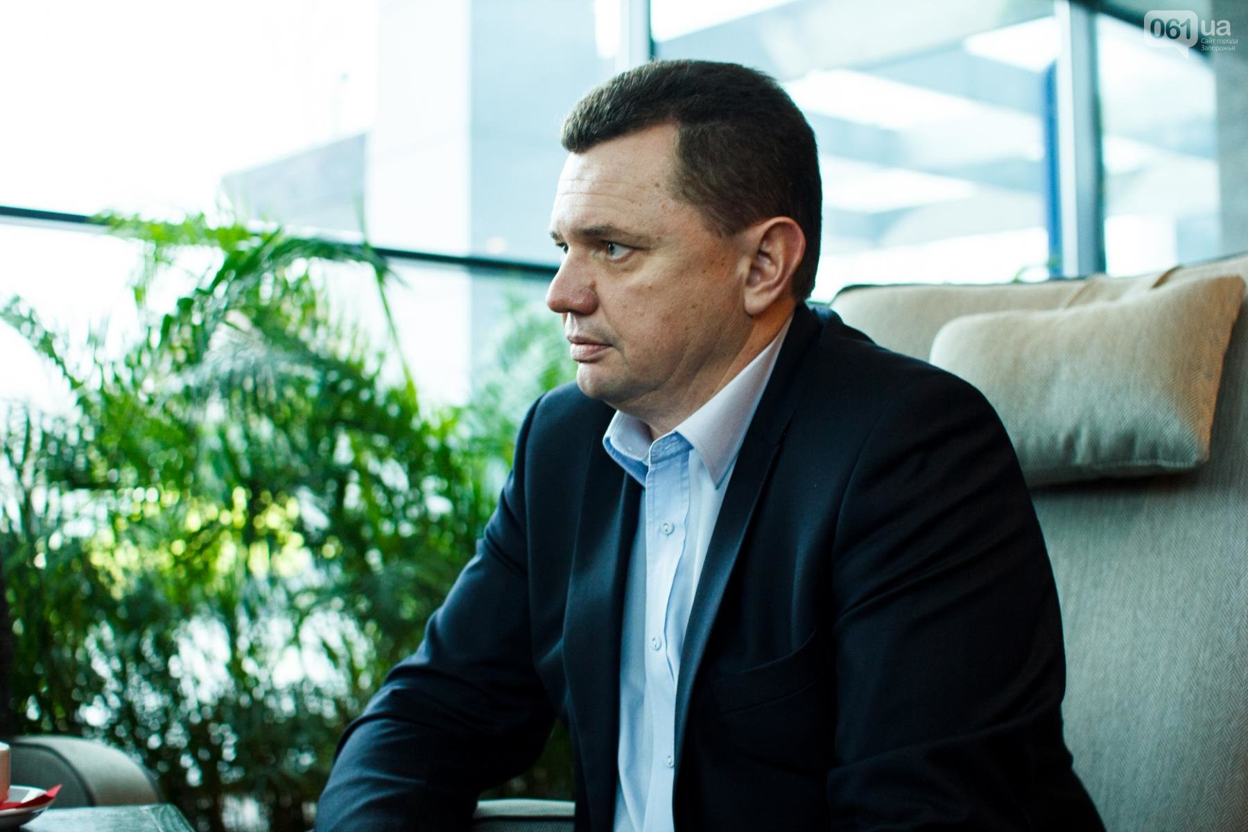 В Запорожье депутат и главврач «Витацентра» задекларировал почти полмиллиона гривен зарплаты