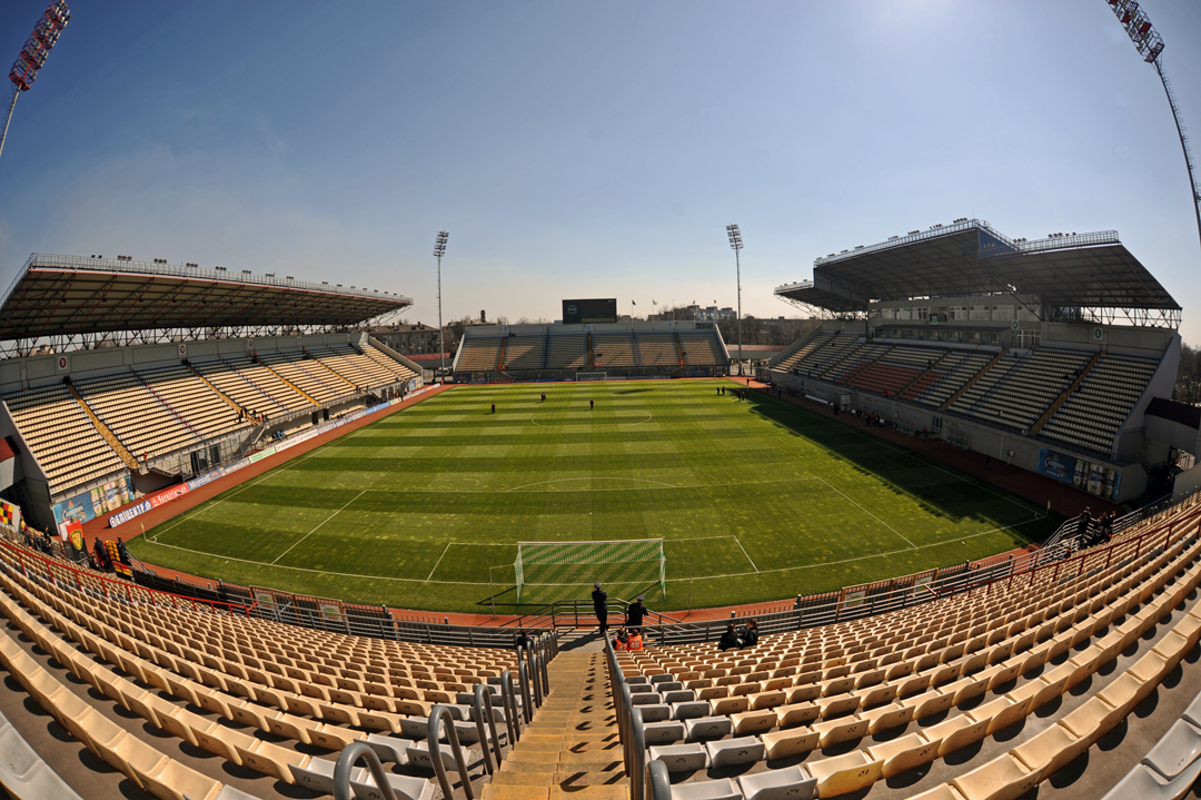 В Запорожье депутаты не хотят отдавать стадион