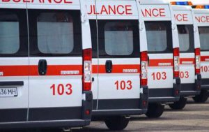 В Запорожье осмотрели один из скандальных авто «скорой» в деле о нанесении государству ущерба в 13 миллионов гривен