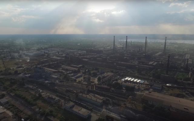 Запорожские спасатели опровергли информацию о пожаре на промплощадке