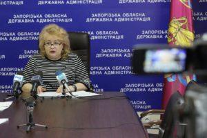 В Запорожье замдиректор департамента соцзащиты задекларировала зарплату почти в 400 тысяч гривен