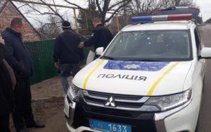 В Запорожской области мужчина бросил гранату в полицейских: есть пострадавшие - ФОТО
