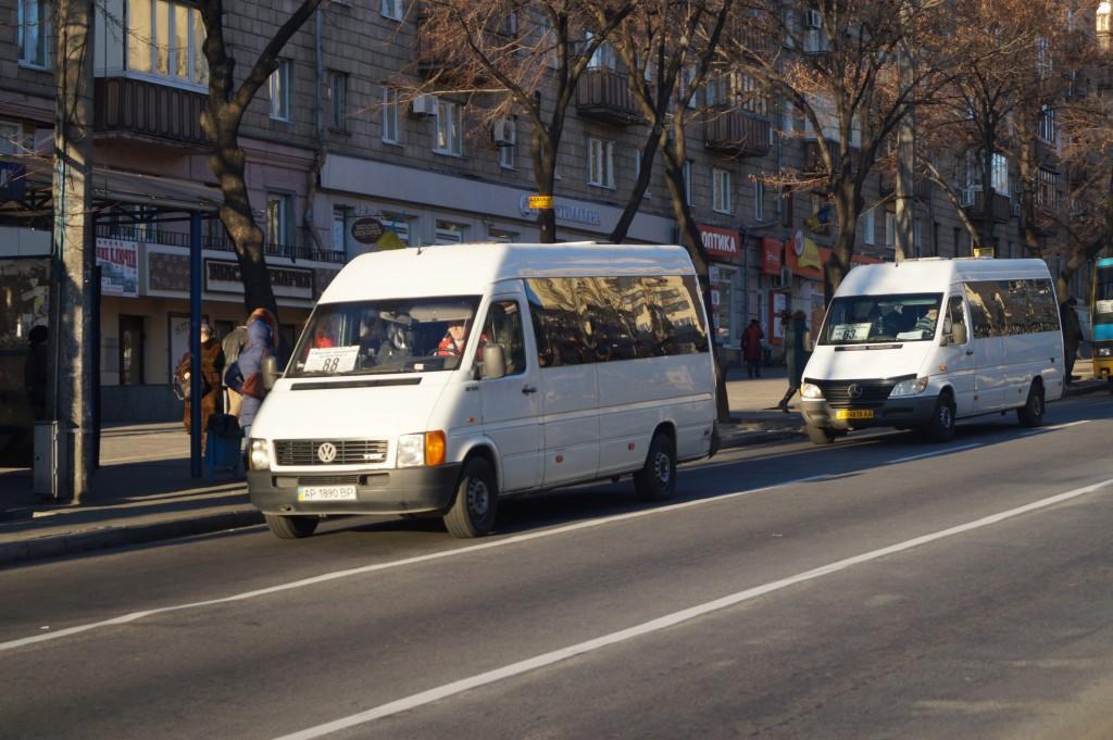 В Запорожье члены горисполкома одобрили изменение движения на одном из популярных маршрутов