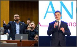Запорожский депутат Ярослав Гришин проиграл в суде чиновнику областного совета