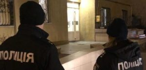 Замглавы полиции опубликовал видео избиения экс-руководителя антикоррупционной комиссии при Запорожской ОГА