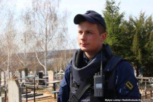 Врачи борются за жизнь раненного мелитопольского сапера, который подорвался в «серой зоне» на Донбассе