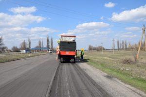 В Запорожской области стартовали ремонтные работы на трассе Запорожье-Мариуполь - ФОТО