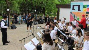 Группа ТНМК записала совместную песню с воспитанниками запорожской школы искусств - ФОТО