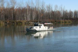 В Запорожской области стартовала навигация для маломерных судов