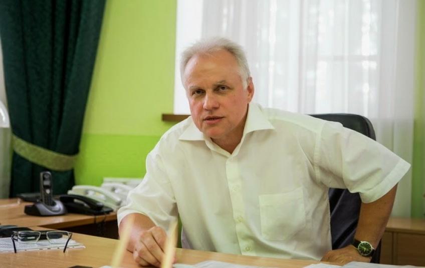Нардеп и ректор ЗНУ Николай Фролов задекларировал полмиллиона гривен зарплаты, Hyundai и землю в Кирилловке